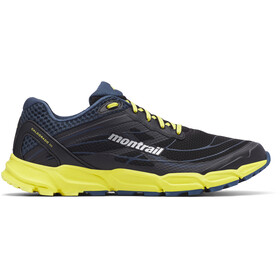 Columbia Caldorado III Schoenen Heren, black/acid yellow